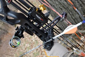 Most bowhunters would benefit from simplifying their shot sequence, or more specifically, getting rid of a multi-pin sight that requires counting pins and gapping. A single-pin mover makes the thought process happen before you draw.Once you're committed, all you need to do is put the pin behind the deer's shoulder and release.