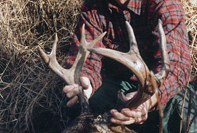 It's been five years since Jay Gates picked up his deer rifle.  After nearly 50 years of chasing