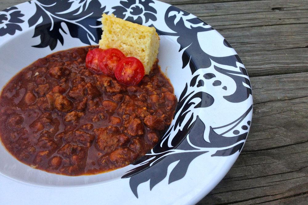 Great Northern Venison Chili Recipe