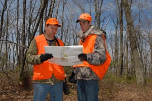 Study maps to zero in on the places most hunters won't go. Put a steep hillside between where you want to go and the nearest parking area to avoid the crowds.