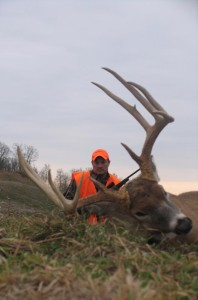 Carefully planning your hunts to coincide with approaching weather fronts and targeting current food sources can be all it takes to hit pay dirt this season.