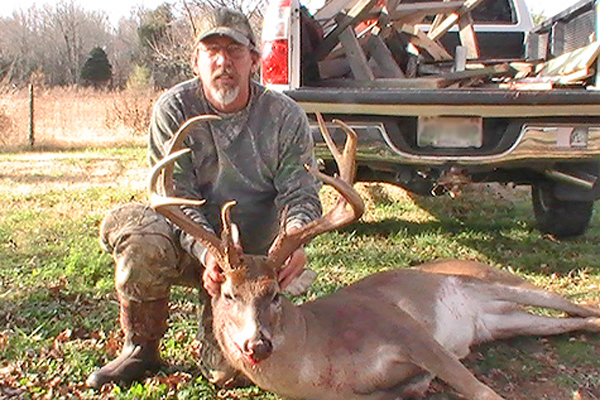 Tennessee Trophy Deer