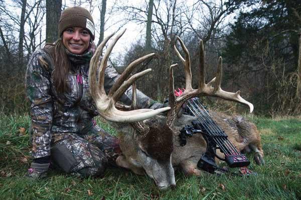 Kansas Trophy Deer