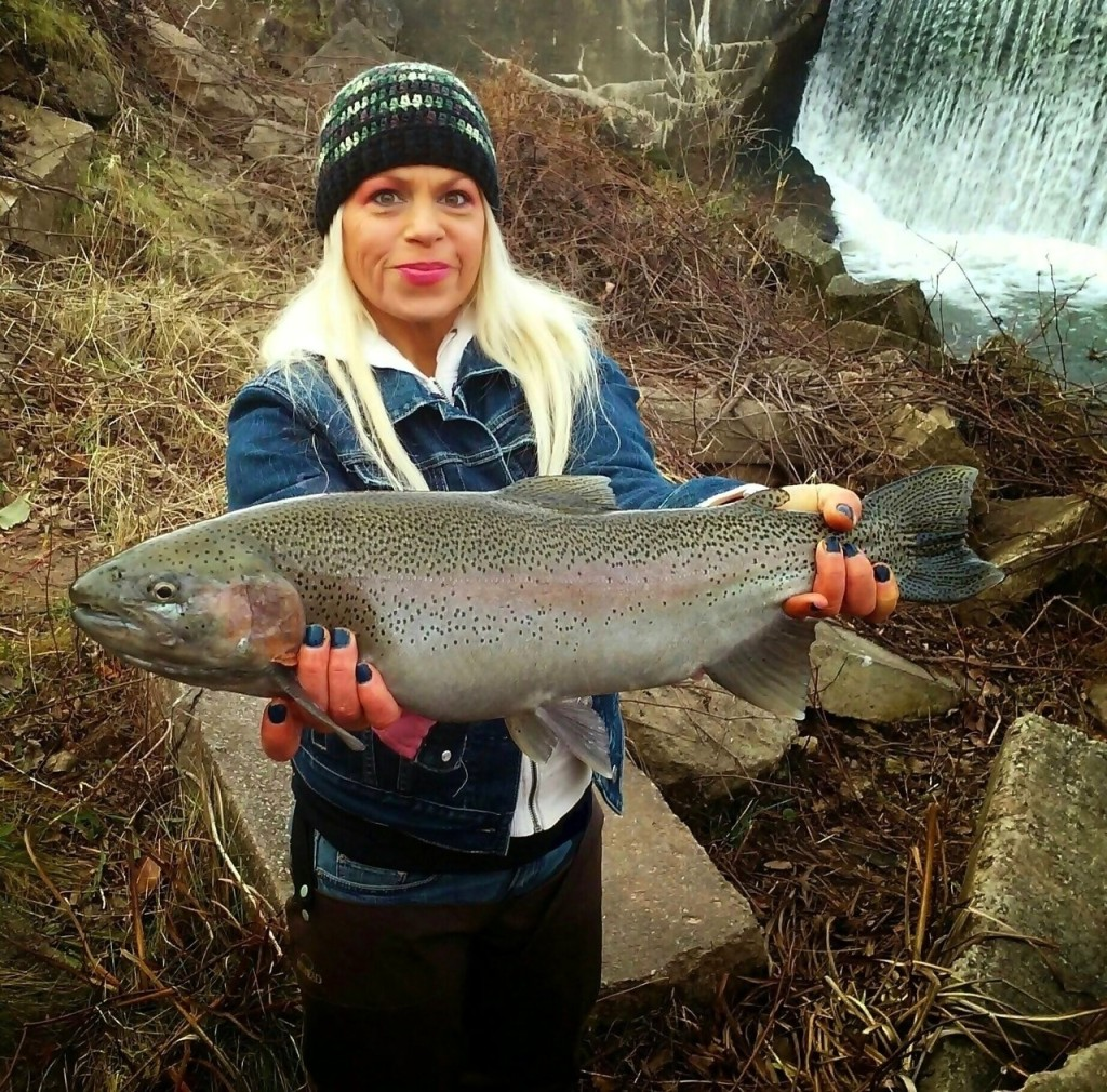 Great catch release game fish for Best shore fishing in wisconsin
