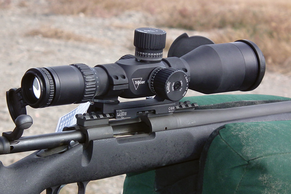 Gun options for western coyote hunting