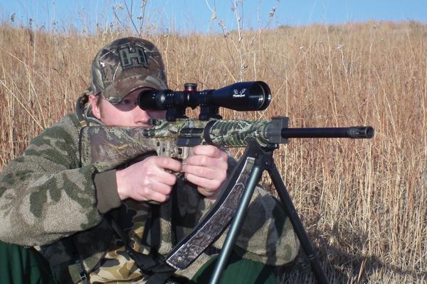 Long-range Caliber Types for long-range Coyote Hunting