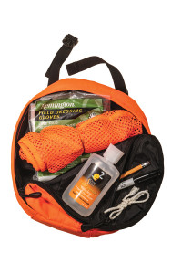 Orange Pouch for Hunting