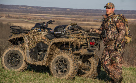 An ATV breakdown is a big problem. ATV's and UTV's are the workhorses of outdoorsmen. They provide