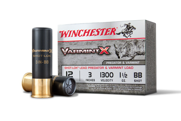 Introducing the 2016 Winchester Varmint X 12-Gauge