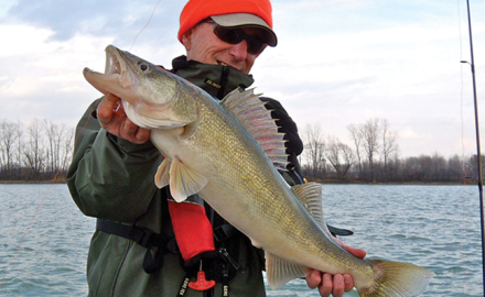 Jigging for Walleye, Walleye Jigging Tips