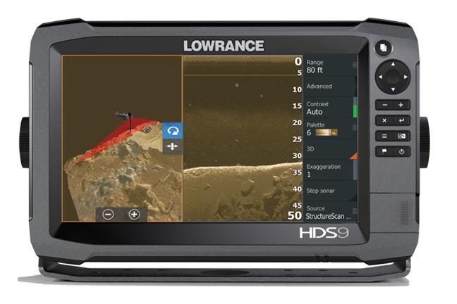 Lowrance HDS Gen 3