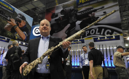 SHOT Show 2016 Mossberg Pro-Series Waterfowl