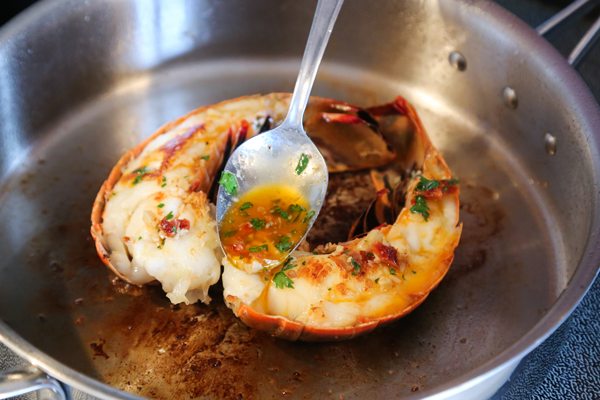 Lobster and Venison Loin Recipe