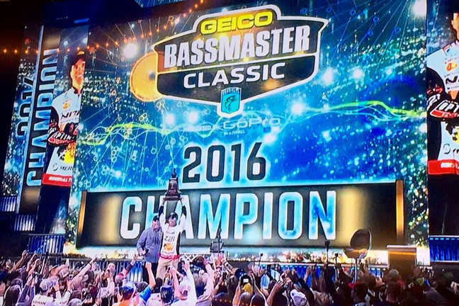 Top Tips from the 2016 Bassmaster Classic Pros