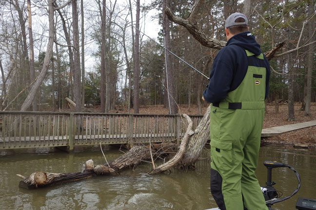 Great Dirty Water Bass Fishing Advice