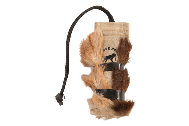 dog toy for deer dog training