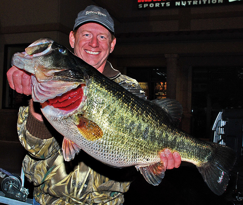 Kentucky bass forecast for 2016 game fish for Kentucky fish and game