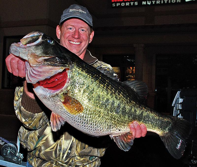 Kentucky Bass Forecast, Bass Fishing in Kentucky