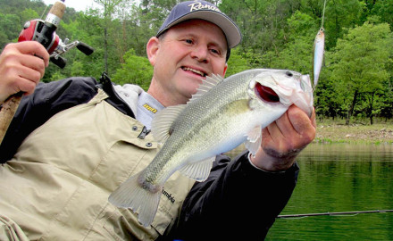 The ODNR predicts good fishing for bass anglers this season.  As is the case nationally, Ohio's