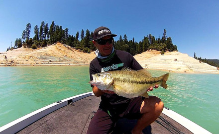 Here's the best fishing in Utah and Nevada for big, feisty bass.  Did you know that some of the