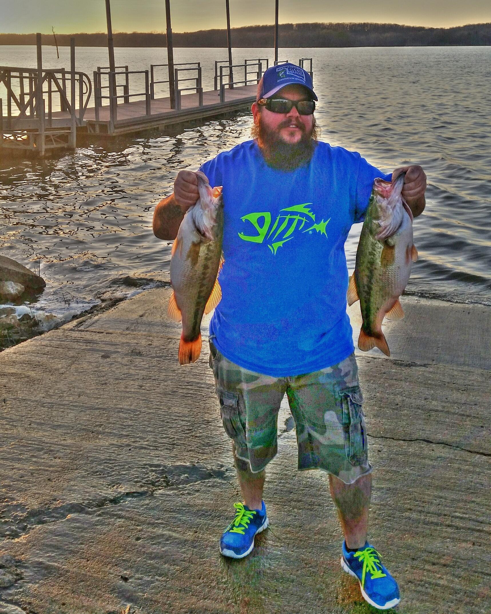 Oklahoma spring chunks game fish for Oklahoma fish and game