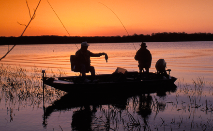 Oklahoma Bass Fishing, Bass Fishing in Oklahoma