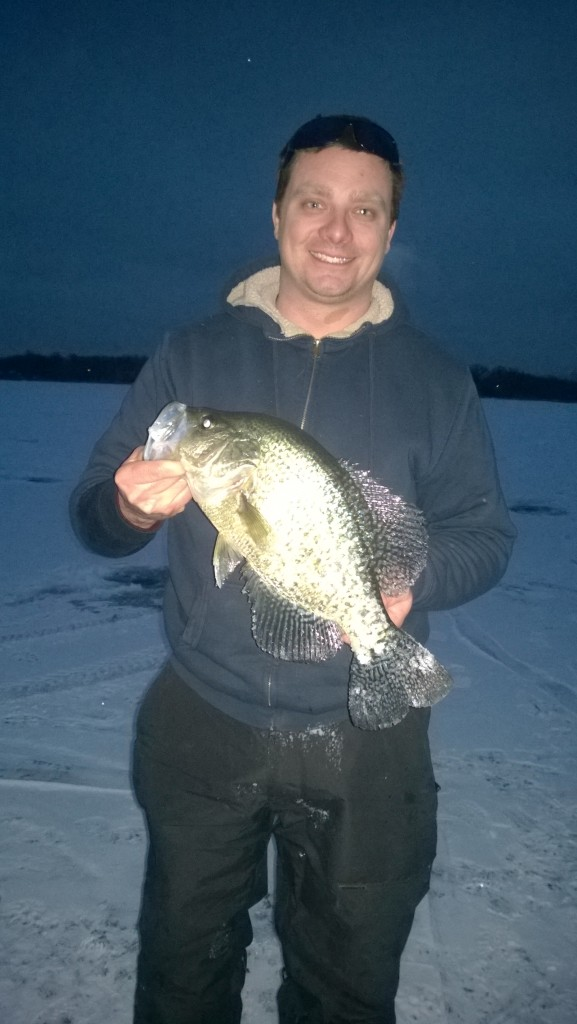Monster crappie take 2 game fish for Crappie fishing game