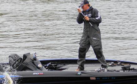 Bass Fishing in Washington