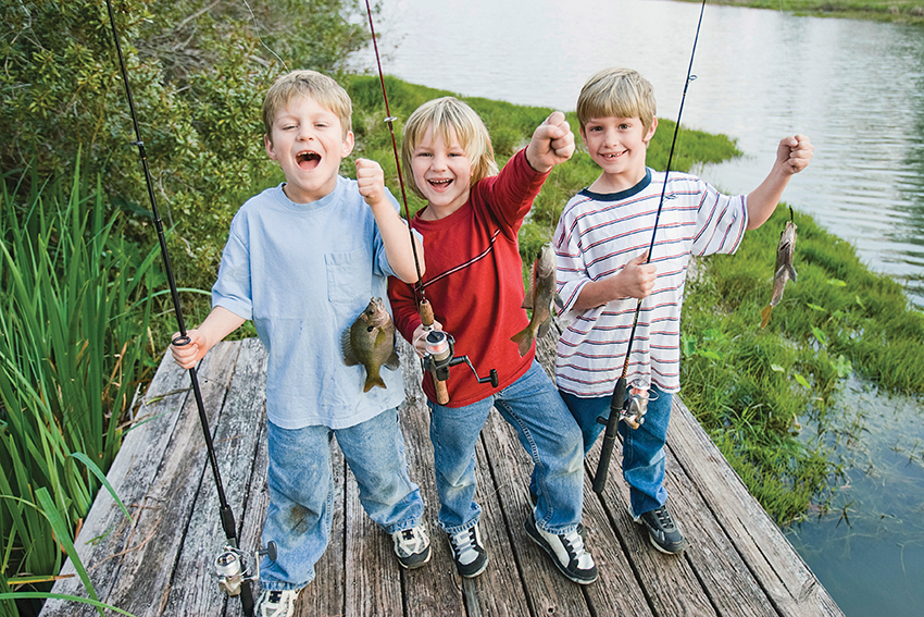 Arkansas Family Fishing Destinations for 2016