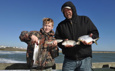 Any family that likes to fish will have a great time at these locations around our state.  Picking
