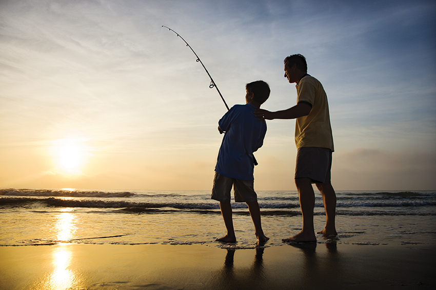South Carolina Family Fishing Destinations for 2016