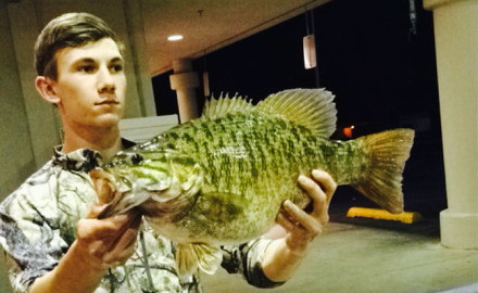 Idaho smallmouth, Quinten Kelly