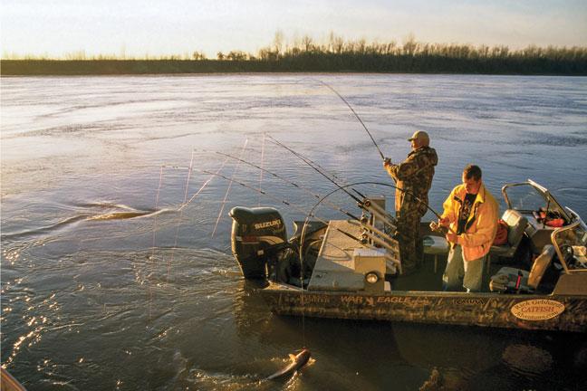 Using Drifting Tactics for Catfish
