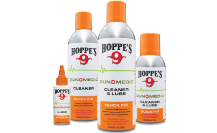 Hoppes Gun Medic Cleaner for Range Gear