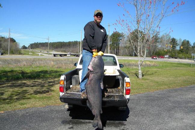 John Paul Nichols Blue Catfish