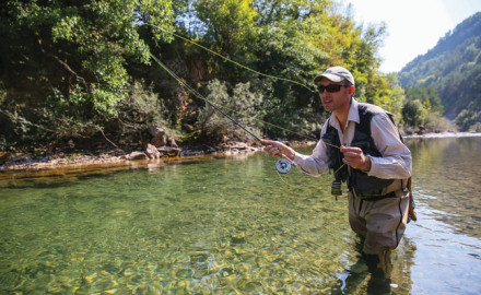 How to Find Trout in Streams