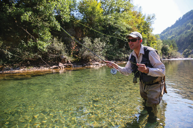 10 Top Spots to Look for While Trout Fishing