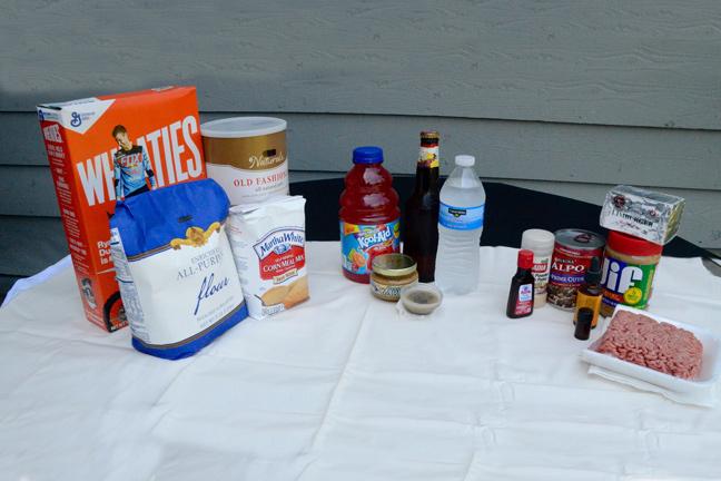 Basic Catfish Dough Bait Recipe Ingredients