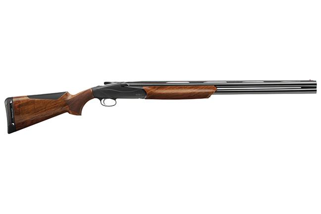 Benelli-828U_BlackSilo-Right-Uplanding-Gun