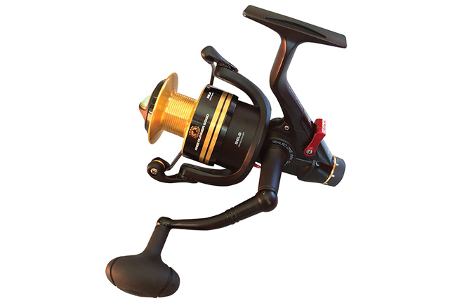 Gold Ring Catfish Reel
