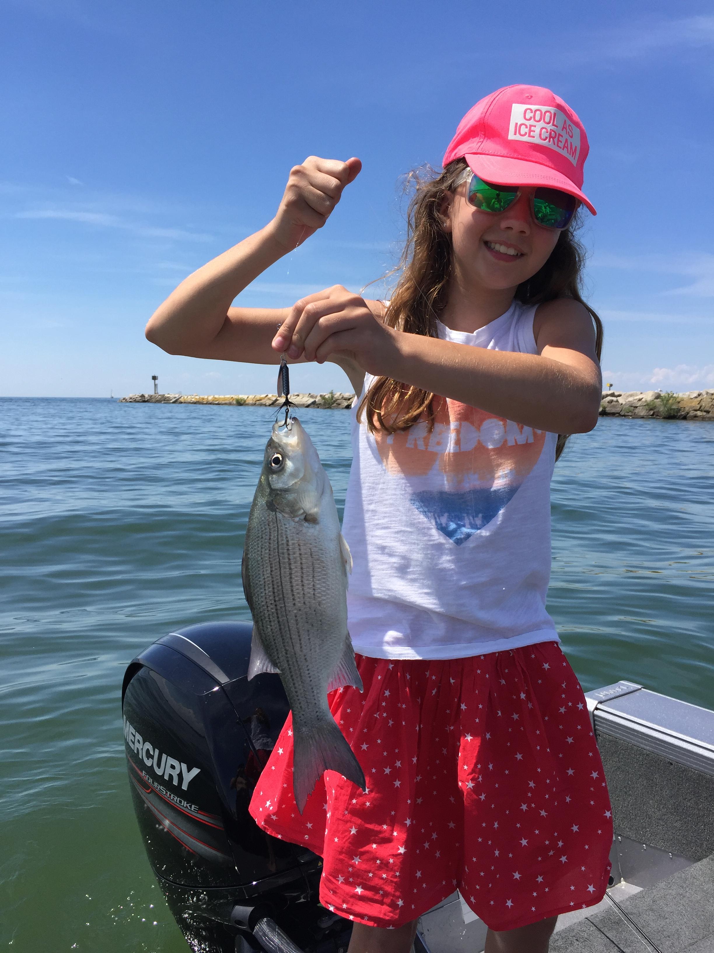 Fish ohio white bass game fish for Ohio game fishing
