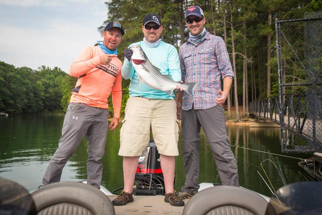 Striper Fishing: Heart-Racing Topwater Tactics