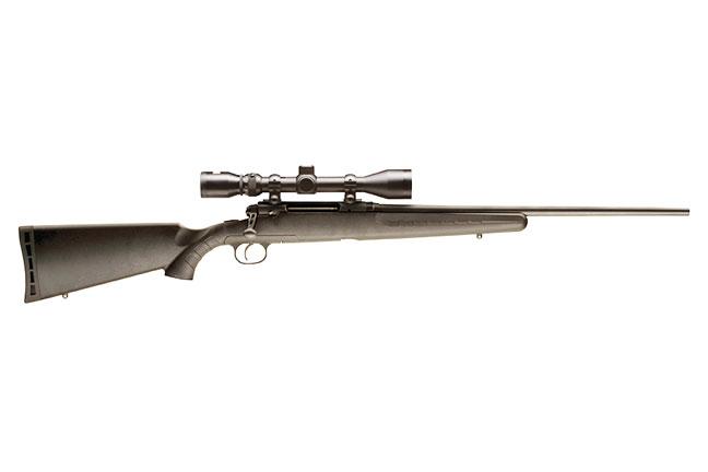 Savage Arms New Deer Hunting Rifle