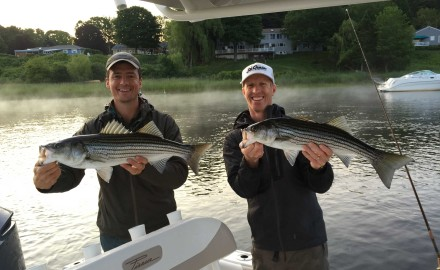 Maine is a fisherman's paradise with a diversity of fresh and saltwater fishing options few states