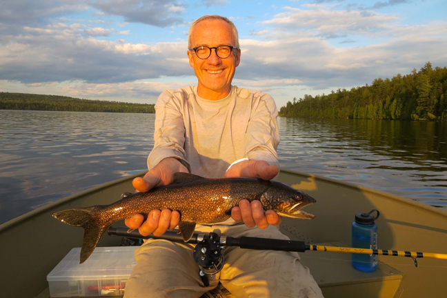 6 best summer family fishing vacations in maine game fish for Maine fish and game