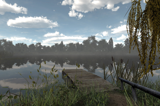 Fishing planet first ever virtual reality fishing game for Fishing planet game