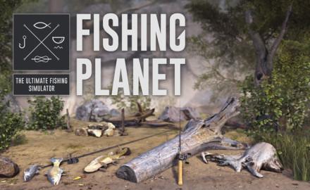 Fishing Planet Virtual Reality Game