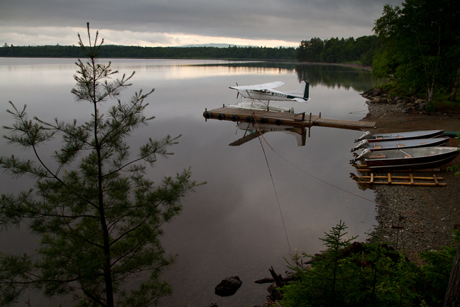 Maine guide to the best fishing lodges and cozy cabins for Maine fishing camps