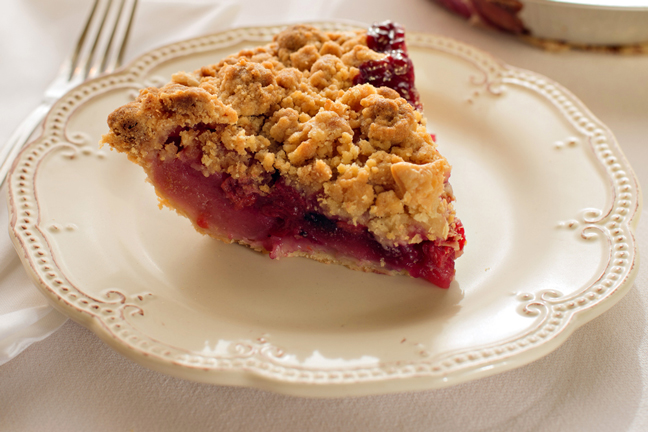 Come for the angling but stay for the pie. Visiting anglers will love exploring Michigan's great places to eat. Photo Courtesy Great Traverse Pie Company