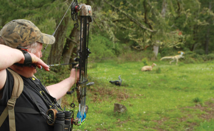 It's no secret that practice makes perfect, and the best practice for hunting and bowhunting is